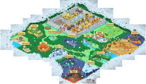 Biome World Map by Image World Map Jpg Knights And Dragons Wiki Fandom Powered
