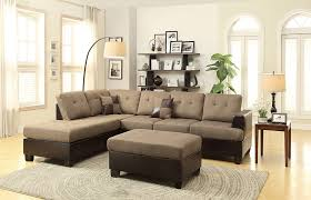 Tan Sofa Set by Amazon Com Poundex Bobkona Winden Blended Linen 3 Piece