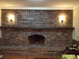 livin with linds 1970s fireplace makeover we used this modern from