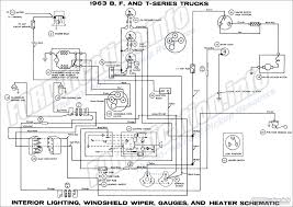 1963 ford truck wiring diagrams fordification info the u002761 u002766