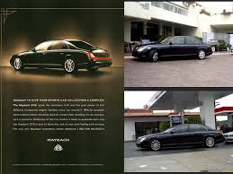 mercedes ads images of world car ads cool car ads maybach 57s by partywave on