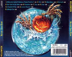 helloween wallpaper a review of the album better than raw by helloween one of the best
