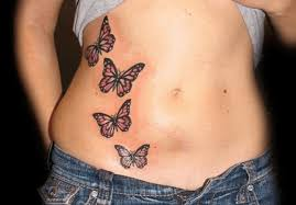 the most stunning stomach tattoos for