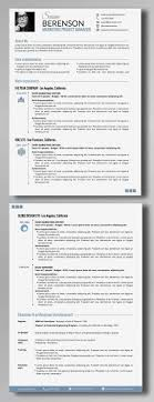 1000 Ideas About Good Resume Exles On Pinterest Best - resume template 1000 ideas about templates on pinterest pertaining