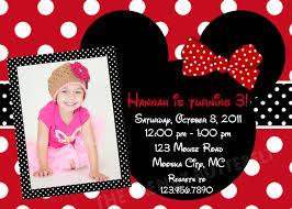 minnie mouse invitations minnie mouse birthday invitations free invitation ideas