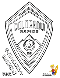 basketball logo coloring pages soccer coloring sheets fifa usa mls west free american