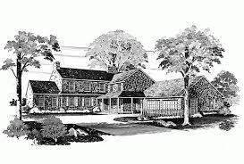 eplans farmhouse eplans farmhouse house plan pennsylvania farmhouse 3751 square