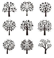 stencil of olive tree tattoos golfian com