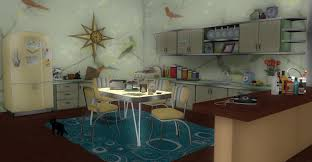 kitchen original mid century modern kitchen holiday dining