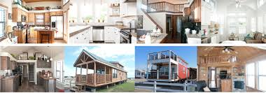 recreational resort cottages park models cabins tiny houses