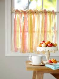 Curtains Kitchen Window by Best 25 Fabric Strip Curtains Ideas On Pinterest Strip Curtains