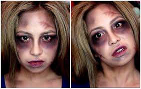 simple u0026 easy halloween makeup zombie walking dead person look
