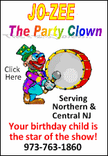 clown for birthday party nj clowns in nj new jersey clown entertainers