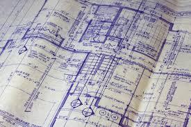 floor plan blueprint house floor plan blueprint stock photo pixelsaway 2435176