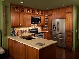 Ideas For Kitchen Floor Kitchen Contemporary Small Kitchenette Ideas Built In Kitchen