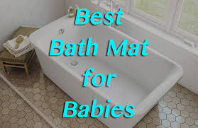 11 best bath mat for baby and toddlers the bathroom safe