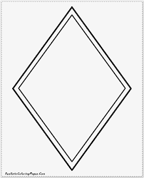 simple shape coloring pages realistic coloring pages