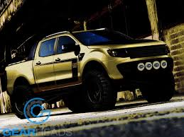 Ford Raptor Top Gear - the new 2016 ford ranger