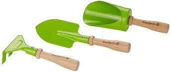 amazon com everearth childens 3pc garden hand tools set ee33644