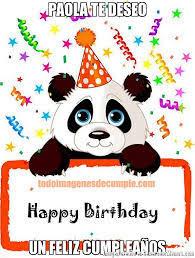 Memes De Pandas - memes de panda cumple galeria 3 imagenes graciosas