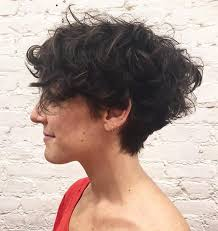 front and back pictures of short hairstyles for gray hair 70 of the most stylish short and curly hairstyles