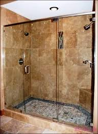 heavy glass shower doors bathroom shower large walk in shower enclosures contemporary