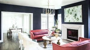 Living Room Lighting Design Living Room Design Navy Walls Living Room Lighting Design Tips