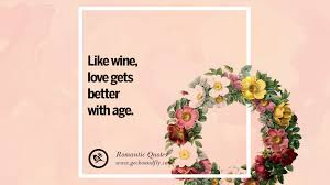 Age Love Quotes by 36 Lovely Romantic Quotes And Wedding Vows For An Inspiring Toast