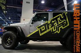 sema jeep 2016 wheels and heels magazine cars prestigious and awesome show cars