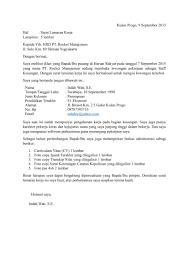 format artikel yang benar download contoh surat lamaran kerja yang baik dan benar 2015