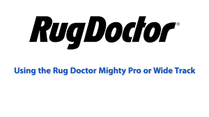 Rug Doctor Operating Instructions Rug Doctor Wide Track Not Spraying Creative Rugs Decoration