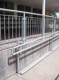 Galvanised Handrail Gallery