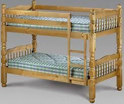 Julian Bowen Bunk Bed Julian Bowen Chunky Pine Bunk Bed Chunky Pine