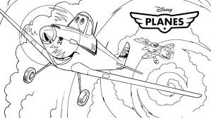 planes coloring pages free coloring pages of dusty planes 16874 bestofcoloring com