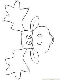 mammals coloring pages moose free animal coloring pages for kids coloring pages