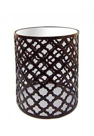 Glass Top Accent Table Buy Decorshore Aluminum Bronze Lattice Accent Table Online