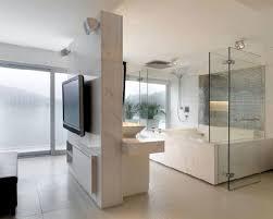 brilliant small beach cottage bathroom ideas with clear glass