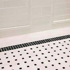 black white bathroom tiles ideas best 25 black white bathrooms ideas on black and