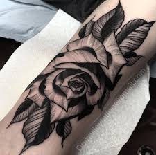 the 25 best rose tattoo on forearm ideas on pinterest flower