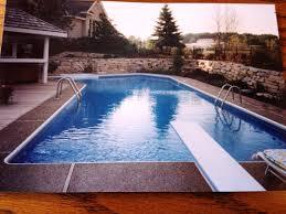 installing an adam pool start to finish adam pool and spas adam