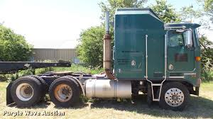 used kenworth semi trucks 1989 kenworth k100e semi truck item da7971 sold july 19
