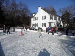 Backyard Hockey Rink by 7 Steps To A Backyard Ice Rink 5