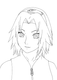 anime naruto coloring pages coloring pages for all ages