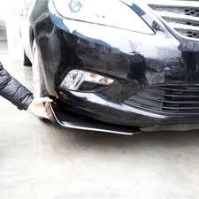 lexus is300 lip kit aliexpress com buy black frp front side body kit bumper lip