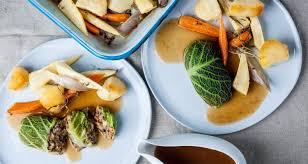Scottish Comfort Food Modern Scottish Recipes Vegetarian Haggis Scotsman Food And Drink