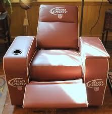 nfl reclining football chair superbowl li patriots falcons