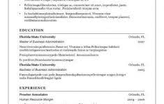 mechanical engineering resume template gfyork com