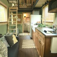 Tiny House Kitchen Designs Tiny House Nation 207 Sq Ft House Episode 8 Minnesota Couple