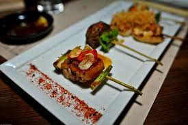 modern japanese cuisine modern japanese dining at kibo grill asianinny com