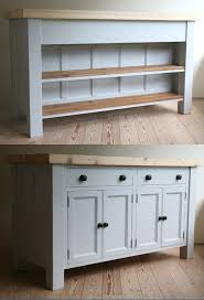freestanding kitchen furniture handmade solid wood island units freestanding kitchen units